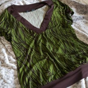 Maurices short-sleeve top